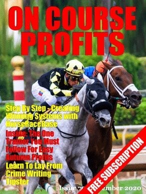 On Course Profits Free Magazine Cover